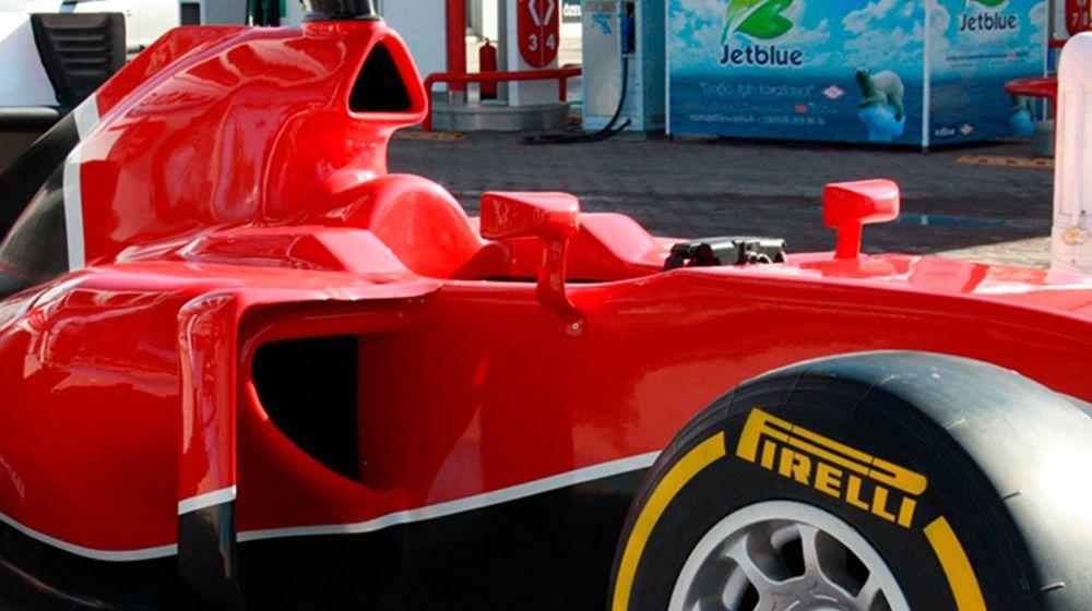 FORMULA F1 SHOW CAR 2